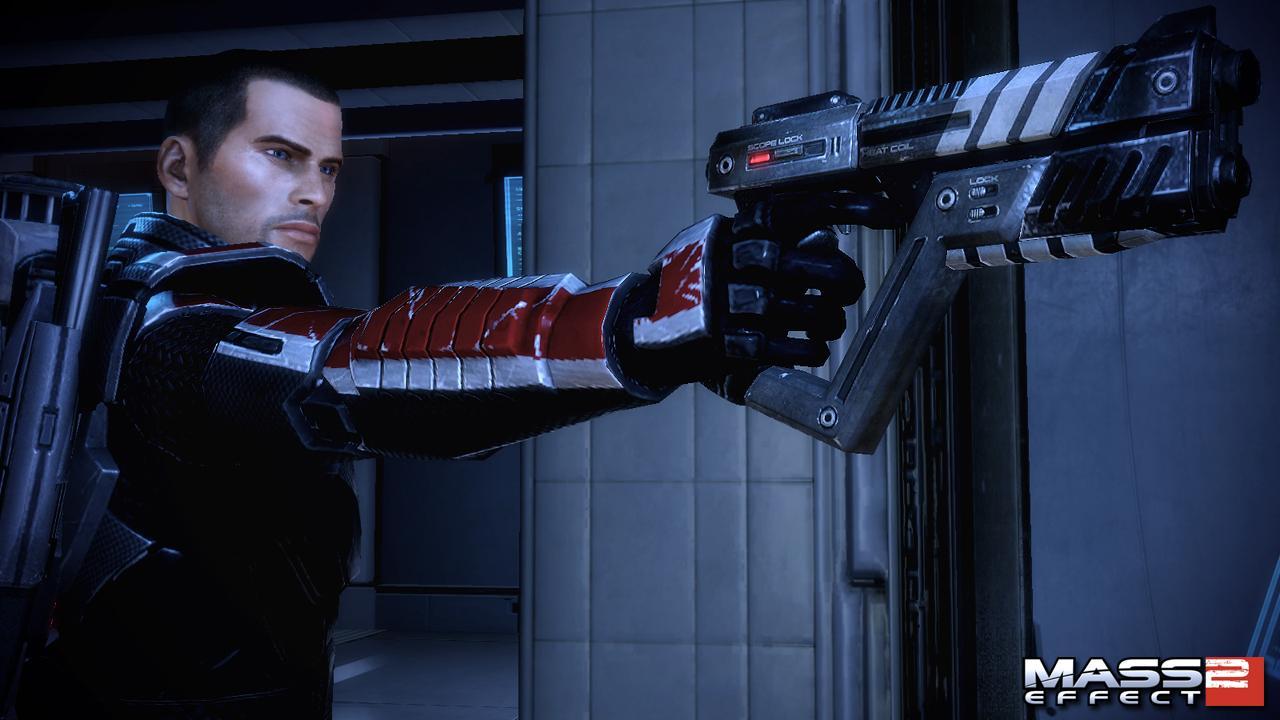 Mass Effect 2: Шепард отправляется в «Логово Теневого брокера»