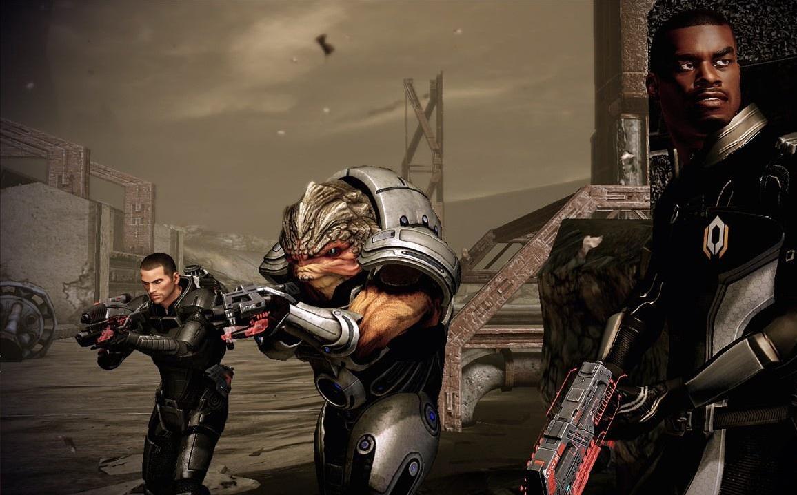 Mass Effect 3 - официально в разработке
